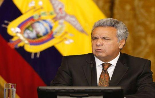Un 51,7 por ciento de ecuatorianos no aprueba su actitud ni su forma de ser