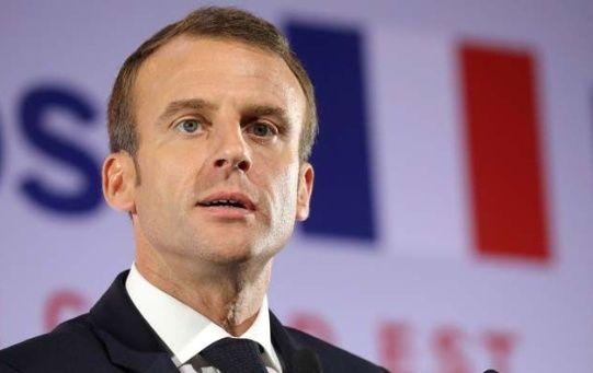 El presidente francés denunció que Europa enfrenta intentos de injerencia en sus procesos democráticos