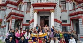 Con este grupo de venezolanos, ya suman 950connacionales que retornan de forma voluntaria desde Perú.