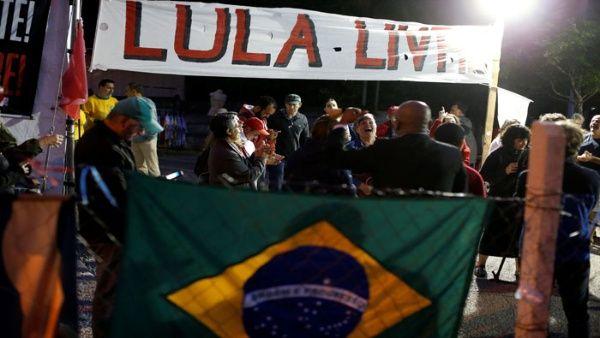 Miles de brasileños han exigido en varias ocasiones la libertad de Lula.