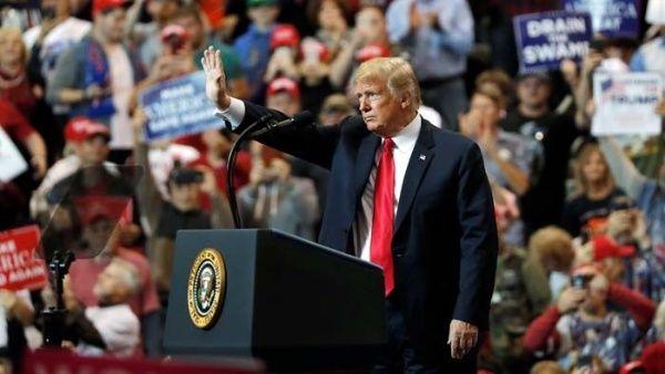 La victoria del Partido Demócrata en las elecciones de mitad de mandato podría frenar la agenda legislativa de Donald Trump.