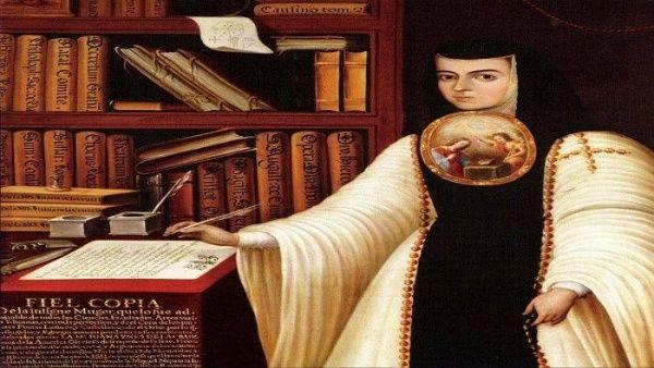"""La religiosa fue bautizada como la """"Décima Musa"""", apodo que la situó en la mira de los críticos literarios del mundo."""