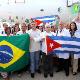 """""""No es aceptable que se cuestione la dignidad, la profesionalidad y el altruismo de los colaboradores cubanos"""" afirmó el Gobierno de Cuba en un documento, anunciando su retirada."""