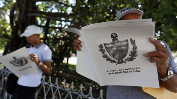 Cuba: Popular consultation on new constitution ends