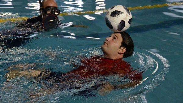 Cubano Jhoen Lefont implanta nuevo récord de dominio del balón