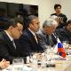 El vicepresidente sectorial de Venezuela, Tarek El Aissami, aseguró que estos acuerdos fortalecerán la economía venezolana.