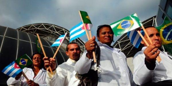 Resultado de imagen para medicos en brasil