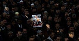 El fiscal general de Arabia Saudita anunció el pasado jueves la petición de pena de muerte para cinco de los 18 acusados del asesinato de Khashoggi.