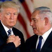 ¿Traiciona Netanyahu a Trump, pese al regalo de Jerusalén?