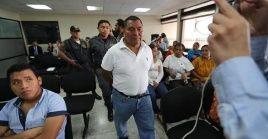 Santos López formó parte del grupo de Kaibiles que asesinó a niños y mujeres durante la Masacre de Las Dos Erres.