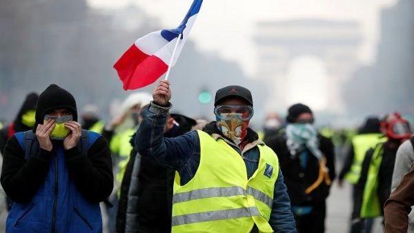 Las protestas se registran desde el pasado sábado 17 de noviembre y cuentan con una amplia participación y aprobación ciudadana.