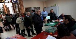 La Junta de Andalucía estima ofrecer un reporte oficial de los resultados luego de las 21h00 o 22h00 hora local.
