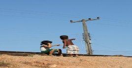 Más del 64,4 por ciento niños afrodescendientes viven en condiciones precarias en Brasil.
