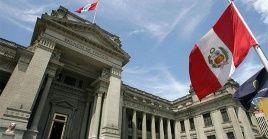 El nuevo presidente del Poder Judicial se comprometió a combatir la corrupción en la Judicatura peruana.