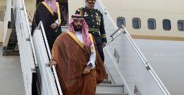 Desde EE.UU. se considera que bin Salman es responsable de la muerte de Khashoggi.