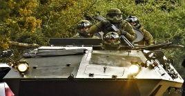 El llamado Comando Jungla es un equipo de élite de Carabineros cuyos efectivos recibieron entrenamiento en las selvas de Colombia.