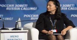 China señala que la detención de la empresaria asiática viola sus derechos legales.