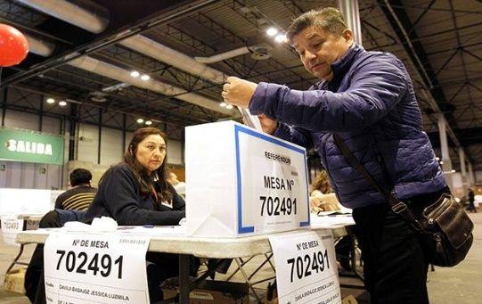 Más del 80% de los votantes rechazaron el retorno de la bicamerlidad al Congreso peruano.