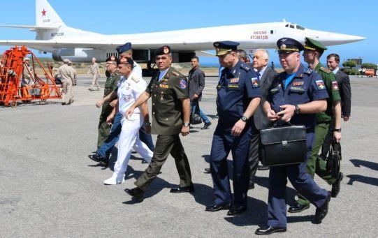 VenezuelayRusiarealizaron este lunes vuelos operativos combinados como parte de la estrategia de defensa en la nación suramericana.