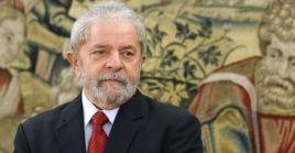 Desde abril, el exmandatario se encuentra detenido cumpliendo una condena de 12 años por supuestos actos de corrupción.