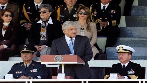 Lopéz Obrador ha llamado a atender las causas de la migración en el triángulo norte de centroamérica.