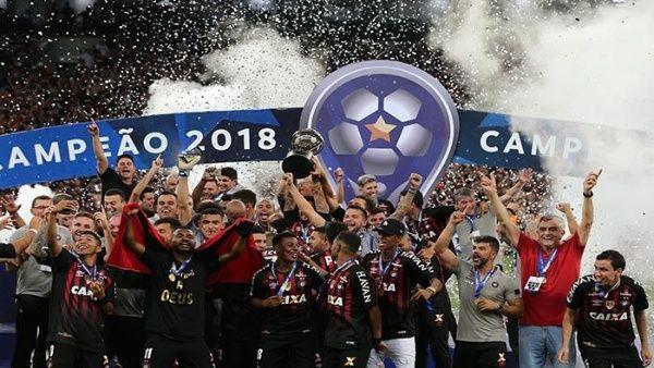 Atlético Paranaense se tituló campeón de la Copa
