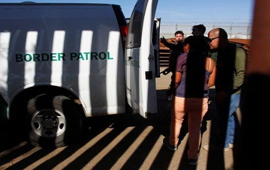 Durante el mes de noviembre fueron detenidos más de 50 mil migrantes por la patrulla fronteriza.
