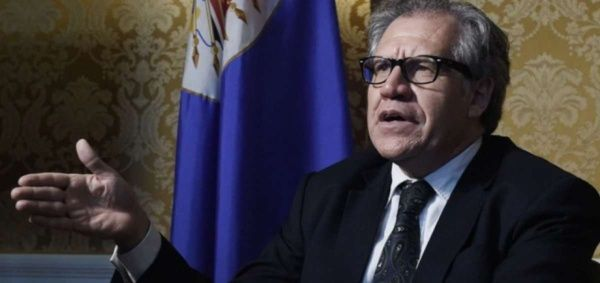 El secretario general de la OEA ha anunciado en reiteradas oportunidades la necesidad de una intervención militar en Venezuela, atentando contra el Gobierno constitucional de Nicolás Maduro.