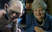 ¡Mi Brexit!: El video que compara a Theresa May con Gollum