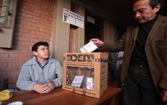 La Cancillería boliviana destacó que actualmente existe un proceso de profundización de la democracia e inclusión social.