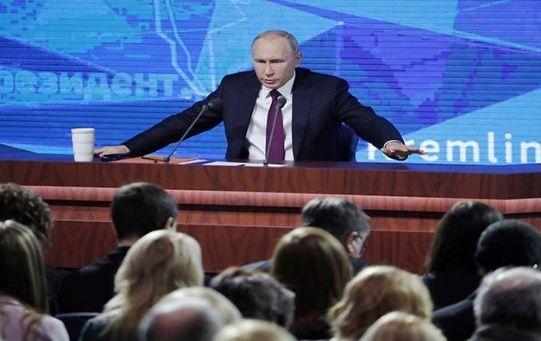 Vladimir Putin aseguró que Rusia ha avanzado hacia la paridad nuclear.
