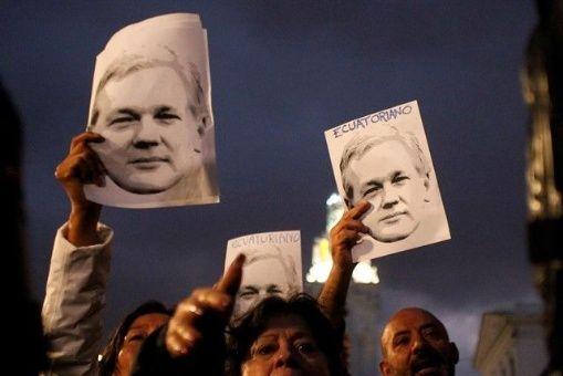 Directivos de ONU expresan necesidad de proteger derechos de Julian Assange