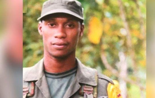 """Alias """"Guacho"""" era señalado como el responsable del secuestro de los periodistas ecuatorianos el pasado 26 de marzo."""