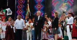 El presidente mexicano aseguró que los beneficios llegarán a las comunidades de forma directa y sin intermediarios.