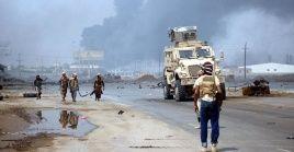 Minutos después de entrar en vigencia la tregua acordada en Suecia, Arabia Saudita atacó la zona estratégica de Hodeida, al oeste de Yemen.