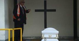 Los familiares de la menor exigieron al Gobierno de EE.UU. esclarecer lo antes posible las circunstancias en las que ocurrió la muerte.