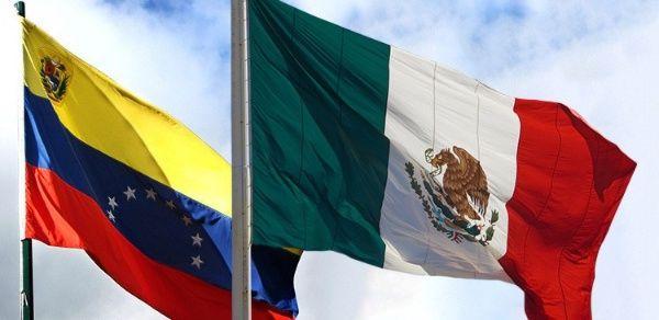 Venezuela extendió su compromiso de acompañamiento, apoyo y respaldo a México.