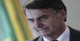 La flexibilización de las leyes de armas es una promesa de la campaña electoral del excapitán del Ejército brasileño.