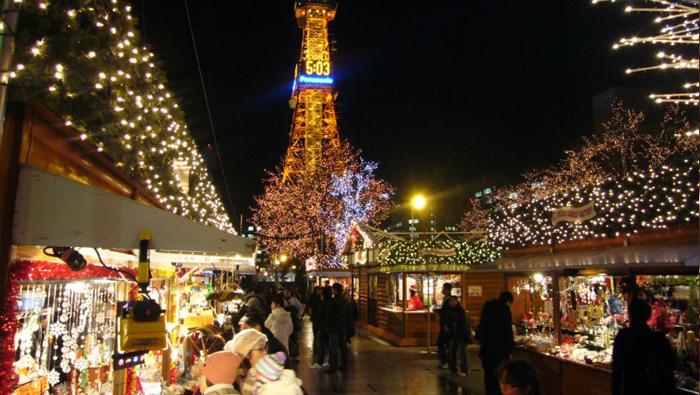 Las religiones mayoritarias del país el budismo y el sintoísmo, otorgan un carácter de importancia al cierre del año.