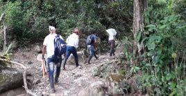 Una primera información había dado por muerto al líder Awá, ahora se confirma que Pascal Pai y su esposa están gravemente heridos.