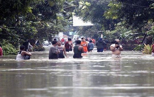 Filipinas declaró el Estado de Calamidad en las zonas más afectadas por la tormenta Usman.
