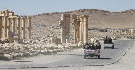 Siria ha recuperado más de 9.500 piezas arqueológicas que estaban en poder de los extremistas.