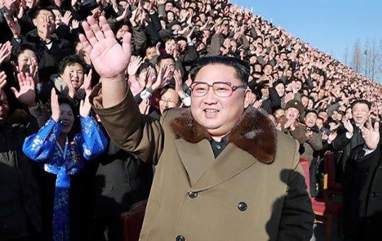 Kim Jong-un instó a EE.UU. a revisar las sanciones y acciones contra Corea del Norte.