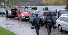 Según el informe policial, las cuatro personas víctimas del ataque se encuentran fuera de peligro.