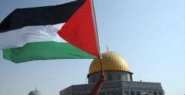El líder palestino Mahmud Abás afirmó que Al-Quds es la capital eterna de Palesttina.