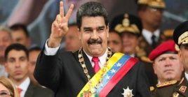 Nicolás Maduro tomará posesión de su nuevo mandato presidencial (2019-2025) el próximo 10 de enero.