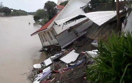 Usman dejo más de 150 mil evacuados en la región central de Filipinas.