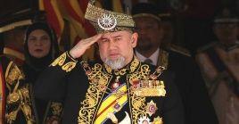 Muhamad V se convierte en el primer rey que abandona su cargo en la historia contemporánea de Malasia.