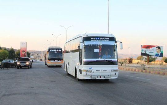 Ante el avance del Gobierno sirio en la lucha contra el terrorismo, miles de personas han regresado a sus aldeas desde países como Libia y Jordania.
