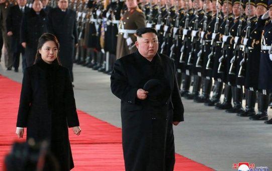 La visita de Kim fue confirmada horas después de que se desataran rumores sobre su posible viaje a China.